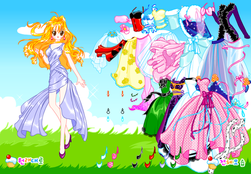 Princess Dress up Games at Dressup24h.com