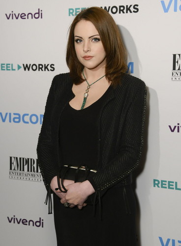 Reel Works Gala Benefit in New York 2012