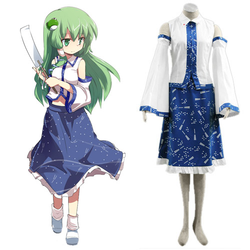 Touhou Project Cosplay Costume