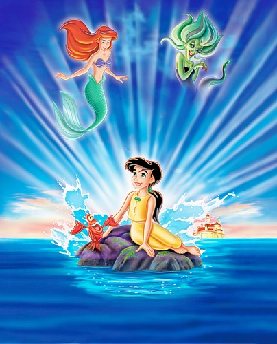 Walt Disney Posters - The Little Mermaid II: Return to the Sea