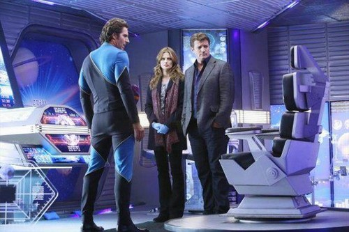 kastil, castle 5x06 The Final Frontier
