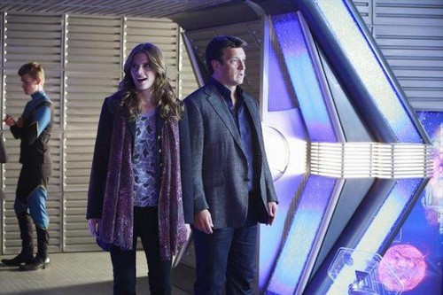 istana, castle 5x06 The Final Frontier