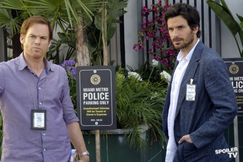 Dexter - Episode 7.06 - Do the Wrong Thing - Promotional foto