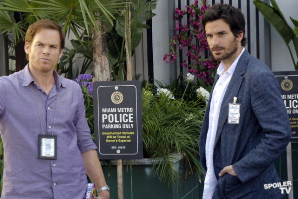 Dexter - Episode 7.06 - Do the Wrong Thing - Promotional Photo