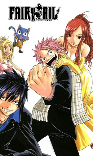 Fairy Tail..!!