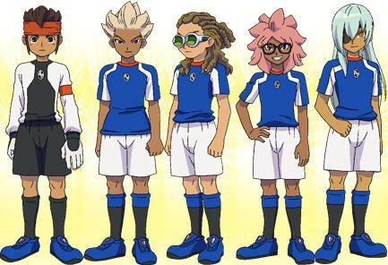 Inazuma Legend Japan