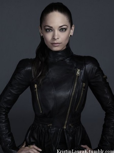 Kristin Kreuk as Catherine Chandler