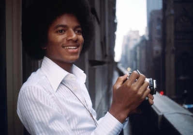 Michael In New York City Back In 1977