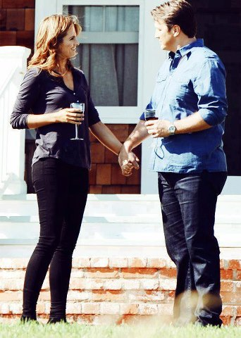 Rick & Kate in The Hamptons