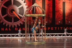 Sophia Lucia Performing 'Bird Dance'