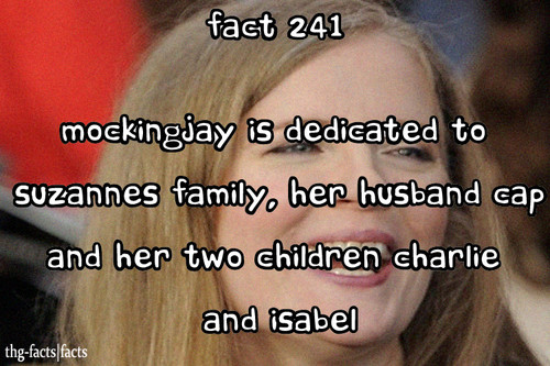 The Hunger Games facts 241-260