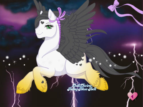 Tress as Pegasus