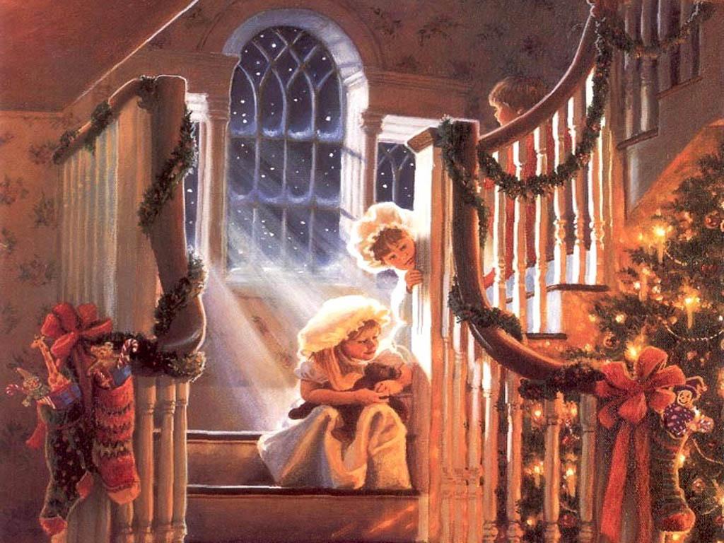 Immagini Vintage Natale.Vintage Natale Natale Wallpaper 32525988 Fanpop