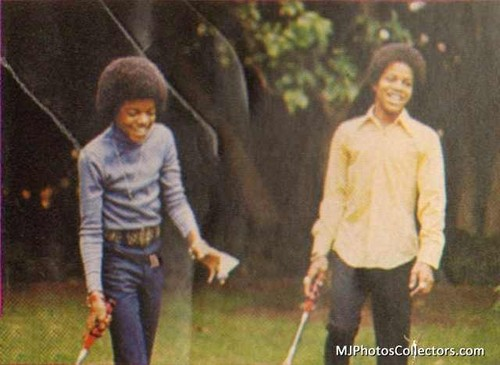 rare michael with family