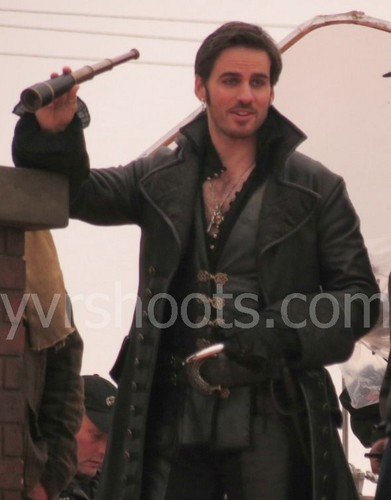 Captain Hook on SB Set