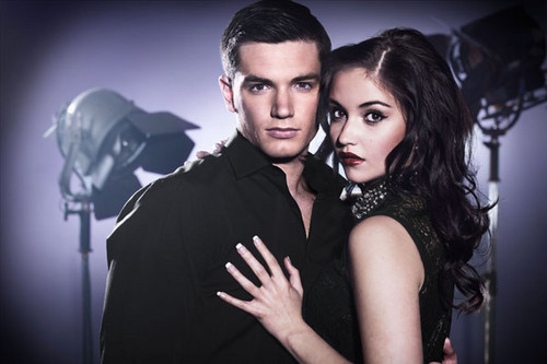 David (Joey) Witts and Jacqueline (Lauren) Jossa