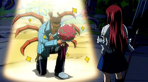 Erza and Cancer