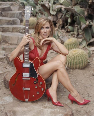 Girls With Guitars - Sheryl Crow