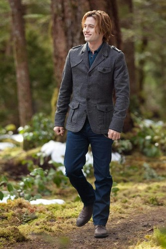 Jasper Cullen - Breaking  Dawn part 2