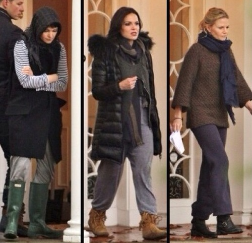 Ginnifer, Lana, Jennifer