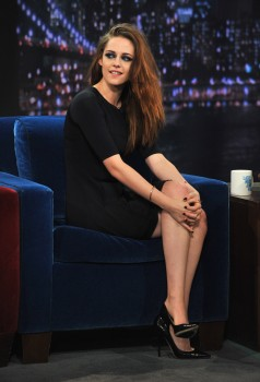 Kristen on Jimmy Fallon