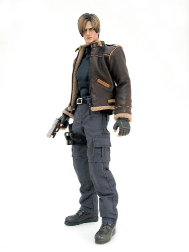 Leon Kennedy action figure