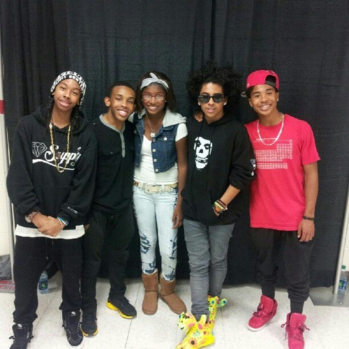 Mindless Behavior!!!! :)