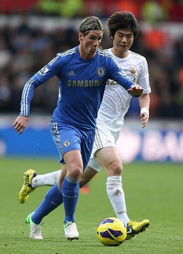 Swansea - Chelsea {03.11.2012, Premier League}
