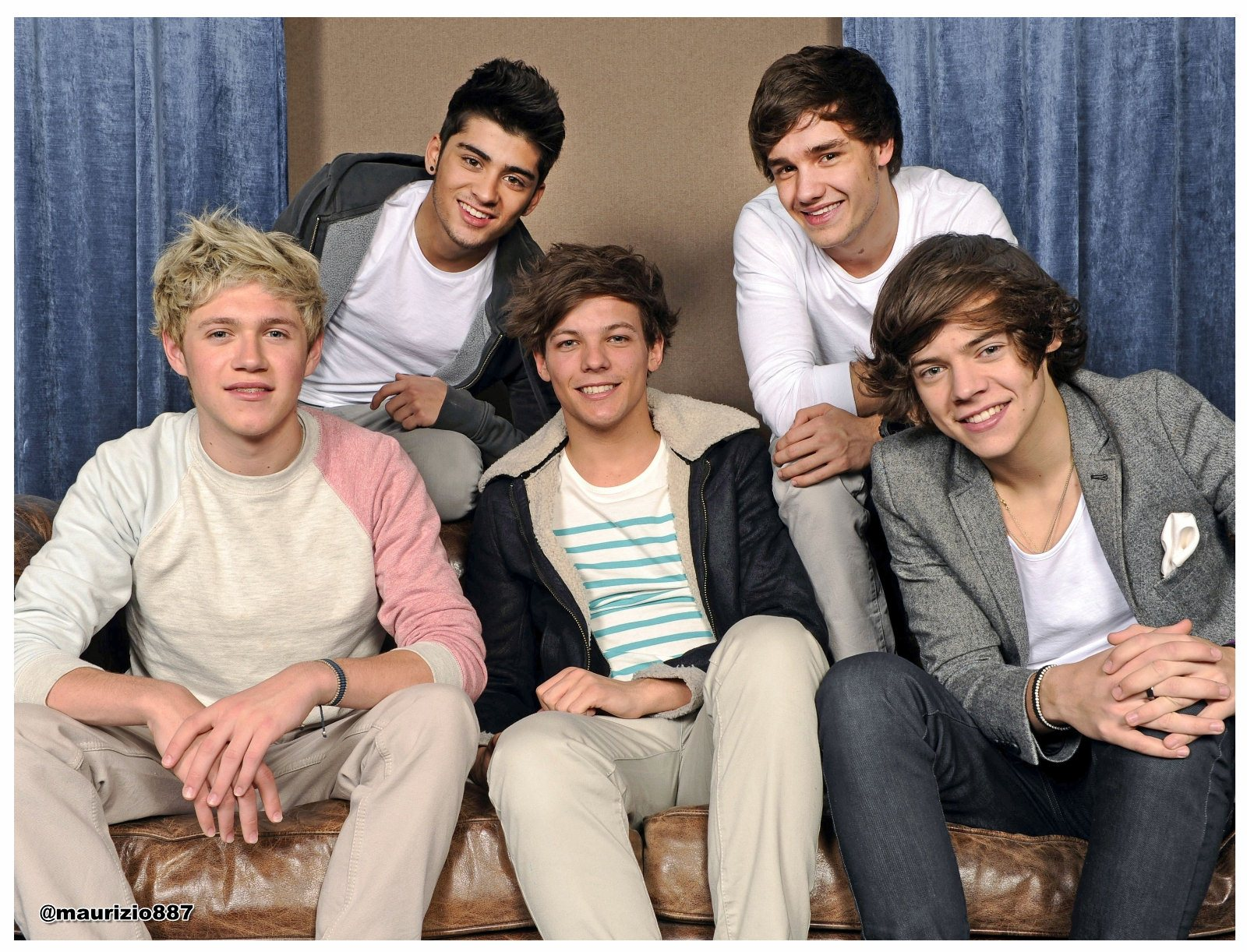 one direction, Photoshoots  2012