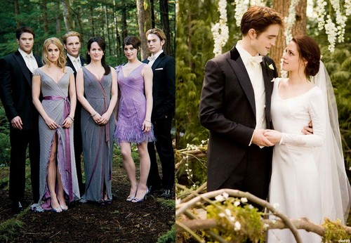 Cullens Breaking Dawn Part1