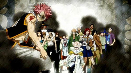 Fairy Tail Attack