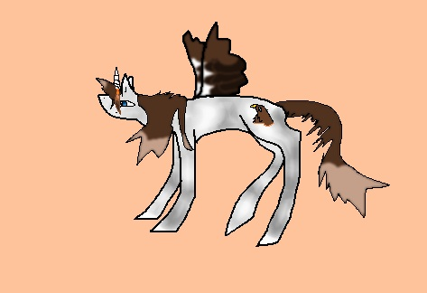 Feathereagle Crystal Pony