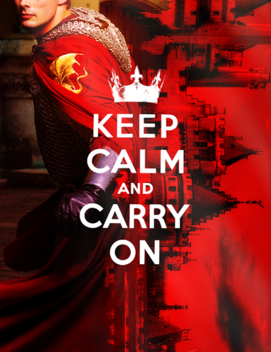 Keep Calm! For King and Country