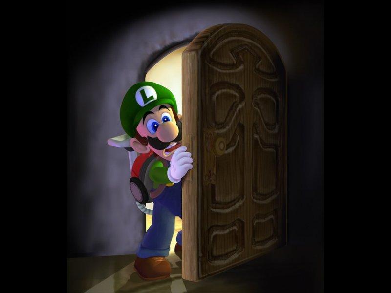 Luigi S Mansion Super Mario Bros Fotografia 32795720 Fanpop Page 4