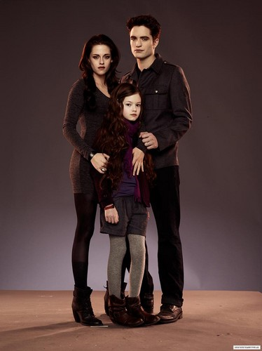 "New promotional foto for ""Breaking Dawn, Part 2""."