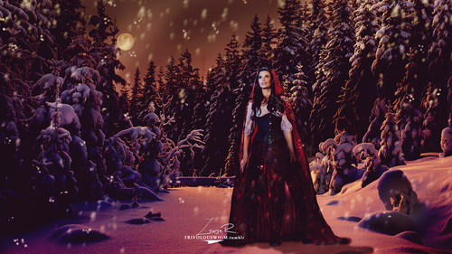 Once Upon A Time - Winter Holidays / Krismas