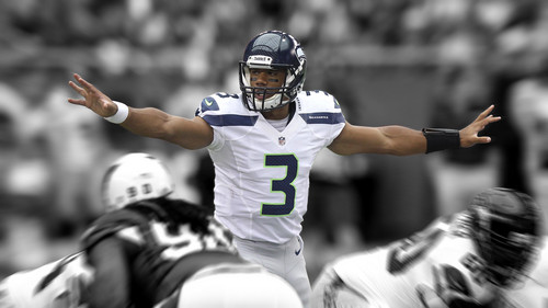 Russell Wilson Seahawks Wallpaper