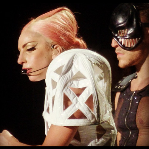 The Born This Way Ball Tour in São Paulo