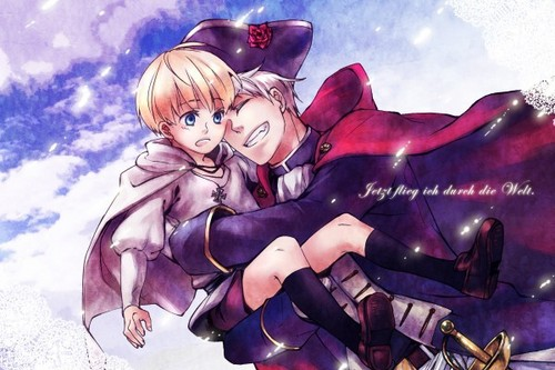 ~Prussia and Little Germany~