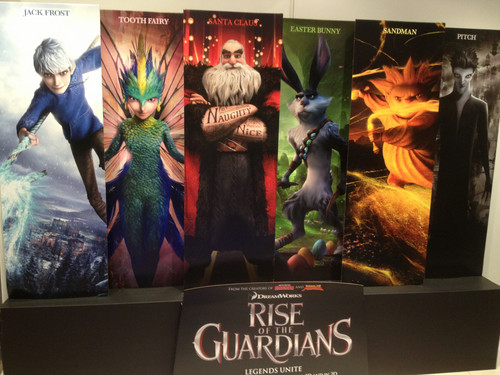 ★ Rise of the Guardians posters ☆