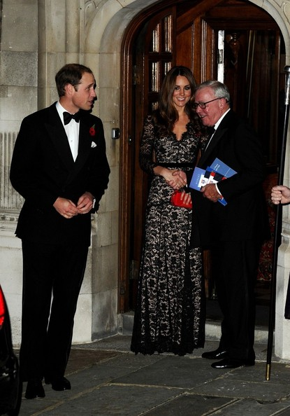 St. Andrews 600th Anv. Appeal - Prince William Photo