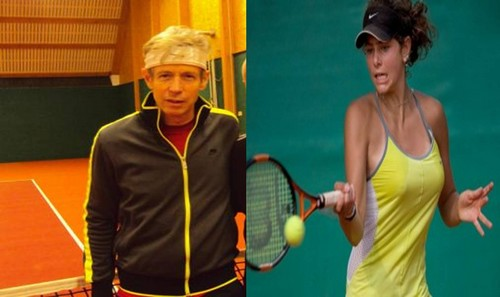 Berdych father : I like Julia Gorges,she has female body