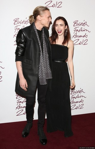 British Fashion Awards 2012 (November 27, 2012)