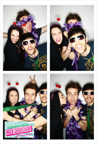 Colin and Katie R1 photobooth