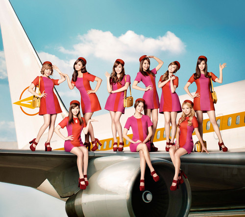 "Girls' Generation ""Flower Power"""