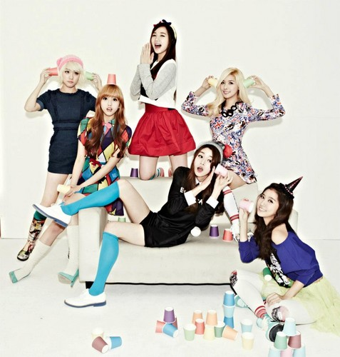 "Hellovenus 2nd mini album ""What are anda doing today"""
