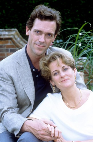 Hugh Laurie and Jessica Turner- 1993 HQ
