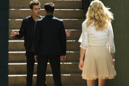 "New ""The Vampire Diaries"" stills: 4x09 ""Oh Come All Ye Faithful""."
