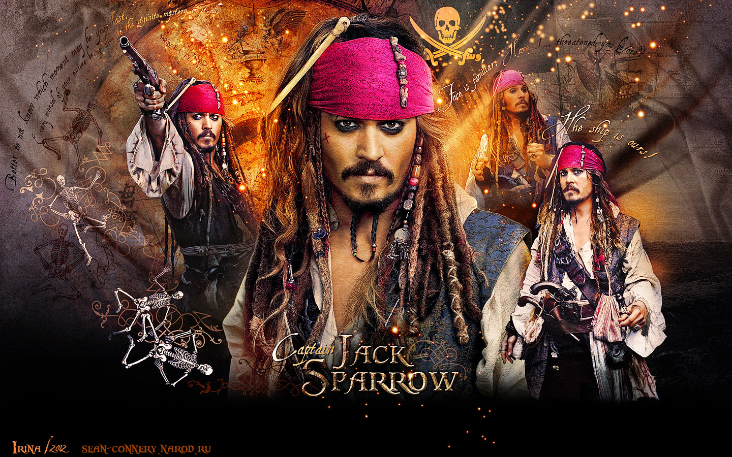 Potc Wallpapers Pirates Of The Caribbean Wallpaper 32851122
