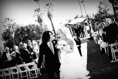Paul Stanley wedding with Erin Sutton